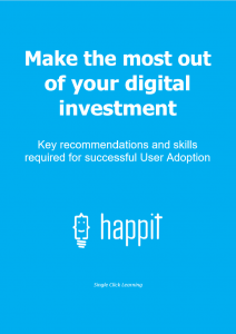 Recomendations for User Adoption