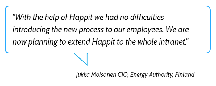 Happit Employee Training Testimonial 1